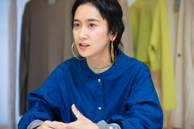 SHIPS_WOMENSバイヤー 中山良子さん