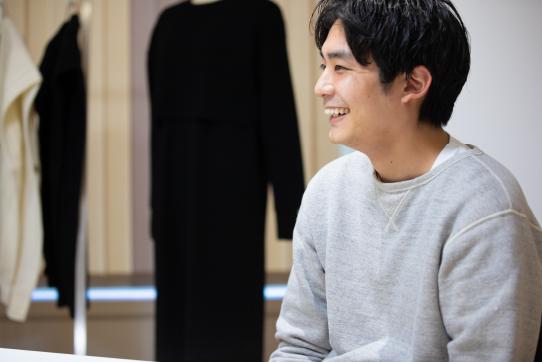 三井物産アイ・ファッション MD企画部マーケティング室 関川恵三さん