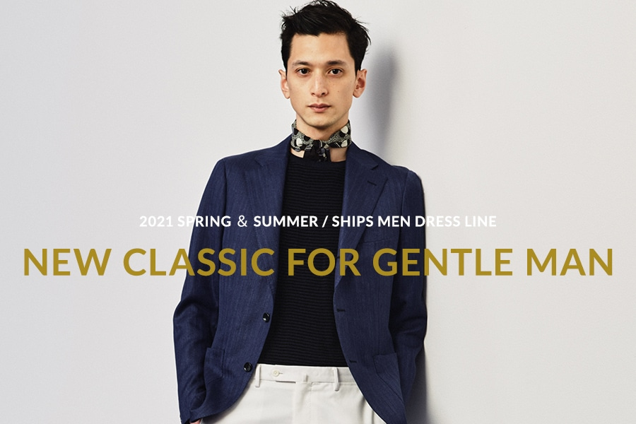 NEW CLASSIC FOR GENTLEMAN