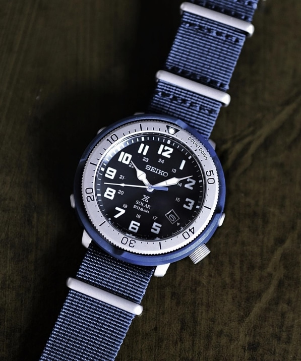 SEIKO: Prospex Fieldmaster Limited Edition SHIPS Exclusive Model