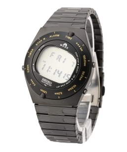 SEIKO: 【GIUGIARO DIGITAL】 BLACK