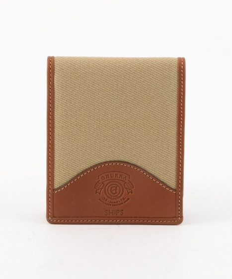 GHURKA(グルカ): CLASSIC WALLET CANVAS
