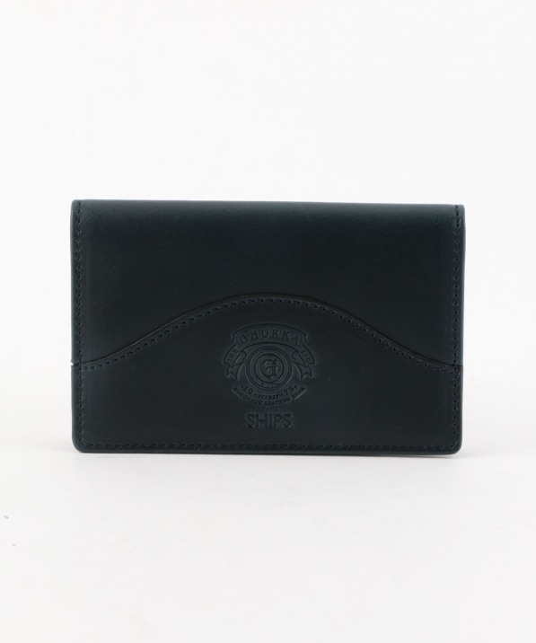 GHURKA(グルカ): CARD CASE NAVY CLXL 201