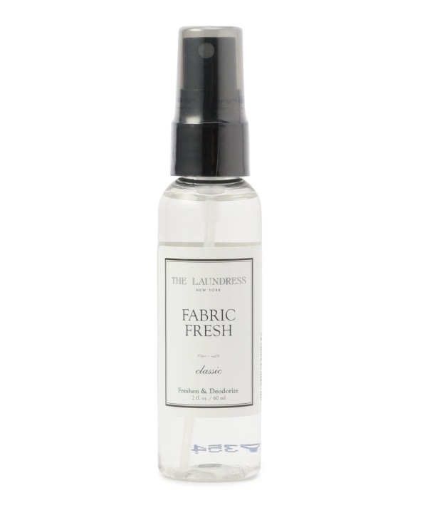 THE LAUNDRESS: <ファブリックフレッシュ60ml/クラシックの香り>