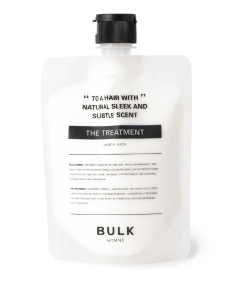 BULK HOMME: THE TREATMENT