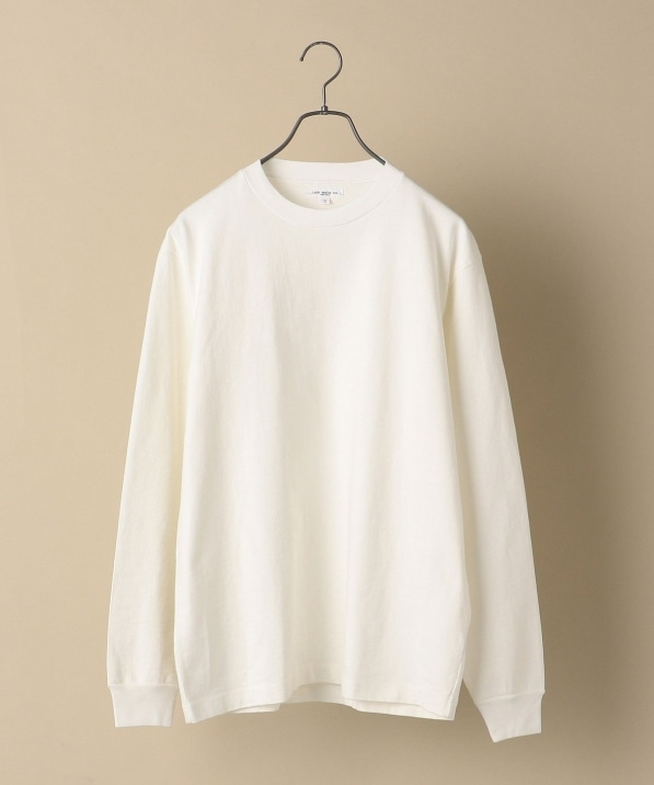 LADY WHITE: L/S RUGBY TEE