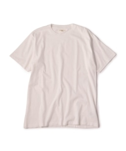 LADY WHITE:LIGHT JERSEY TEE