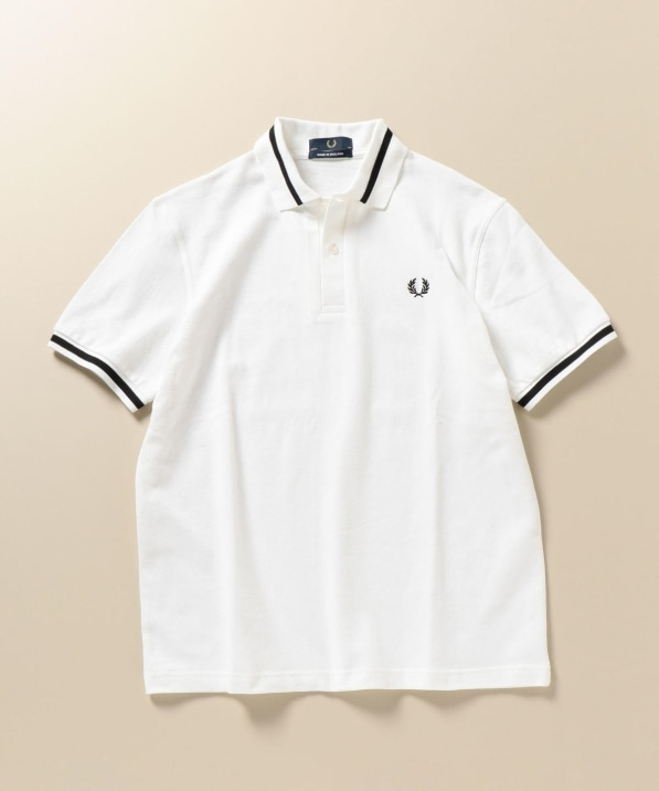 FRED PERRY: SHIPS別注 ENGLAND ポロシャツ 20SS