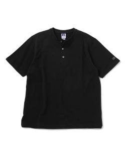 0ad6cfbc111 RUSSELL ATHLETIC×SHIPS:別注 ヘンリーネック Tシャツ