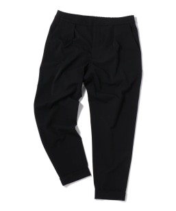 BARENA: WIDE TAPERED EASY PANTS