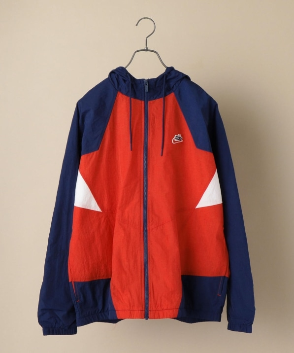 NIKE: HE WINDRUNNER WOVEN SIGN JACKET