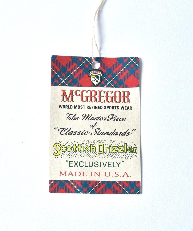 シップス アメリカ製 ドリズラー ジャケット/ 別注 (メンズ) (SHIPS) 【Begin5月号掲載】 (R) McGREGOR: