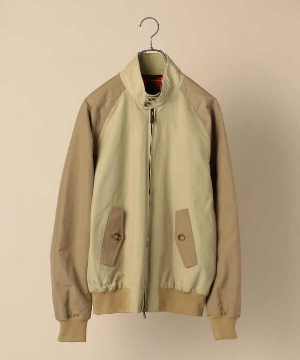 BARACUTA: G9 COLOUR BLOCK