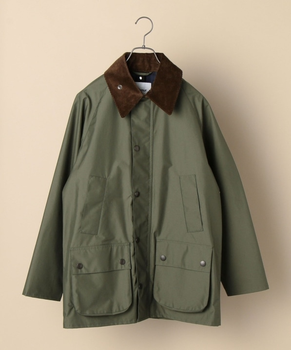【SHIPS別注】BARBOUR: 3レイヤー ナイロン BEDAILE(ビデイル)
