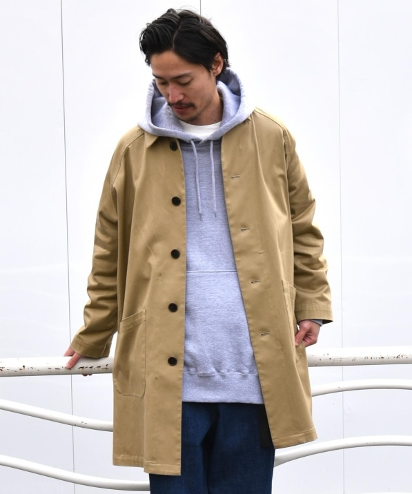 SU: 【HEAVENLY COTTON】 DUSTER COAT