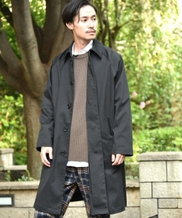 SU: 【HEAVENLY COTTON】 DUSTER COAT 19FW