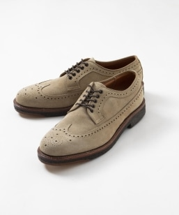 ALDEN:LONG WING SUEDE
