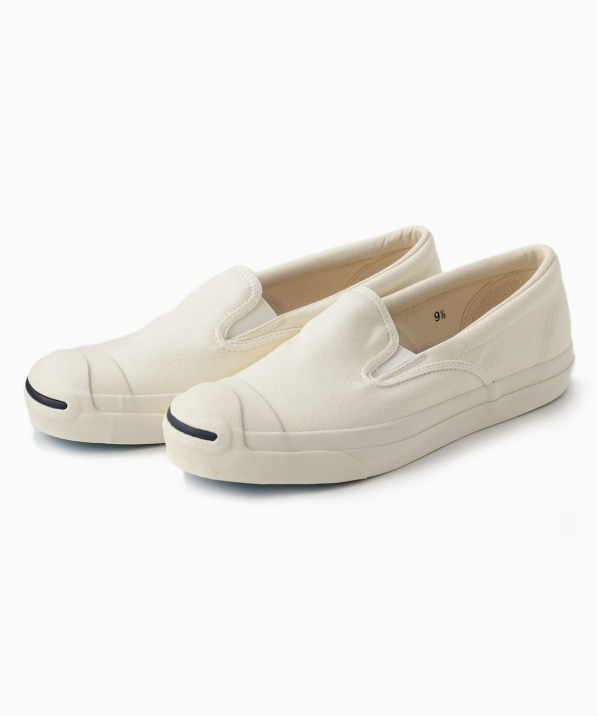 CONVERSE: JACK PURCELL RET SLIP-ON