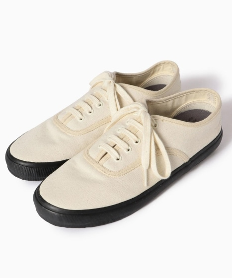 【Begin5月号掲載】REPRODUCTION OF FOUND×SHIPS: 別注 US NAVY SHOES