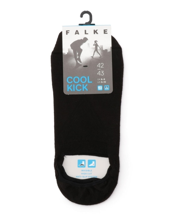 FALKE: COOL KICK INVISIBLE スニーカーソックス