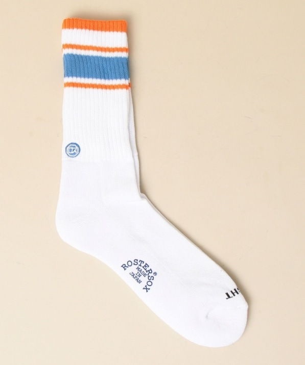 ROSTER SOX: NEW ROS ソックス