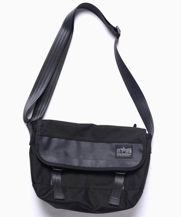 Manhattan Portage BLACK LABEL: ブラック HIGH LINE MESSENGER BAG (XS)