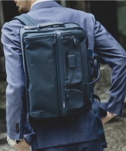 TUMI for SHIPS: 『ALPHA 3』 3WAY ブリーフ