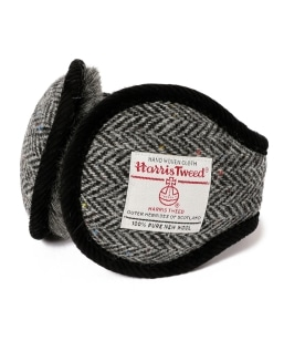 SC: HARRIS TWEED イヤーマフ 19AW