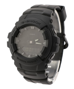 CASIO:G-SHOCK G-100BB-1AJF