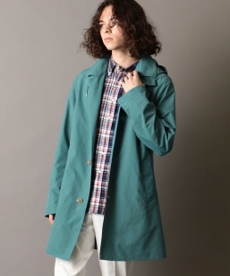 Traditional Weatherwear×SHIPS JET BLUE: 別注 DERBY HOOD コート