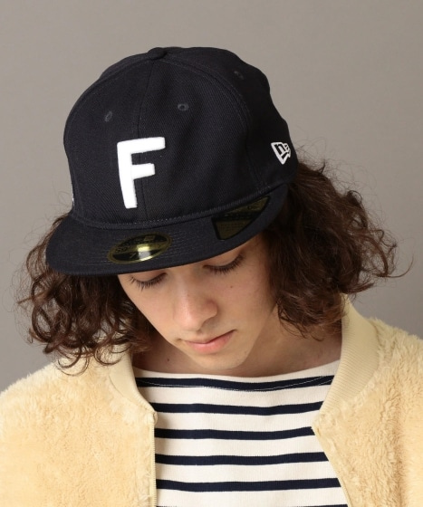 NEW ERA: FACE RETRO CROWN キャップ