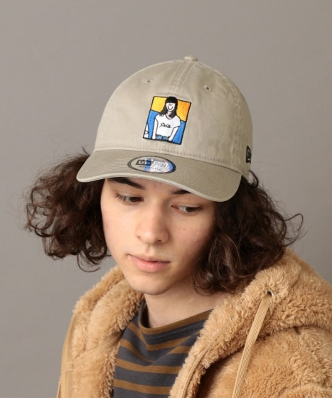 NEW ERA: FACE RETRO CROWN 9THIRTY キャップ ベージュ
