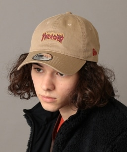 NEW ERA: THRASHER 9THIRTY キャップ