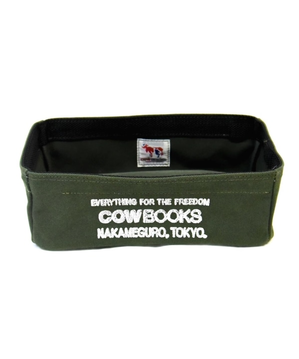 COWBOOKS: CONTAINER TRAY 1/2