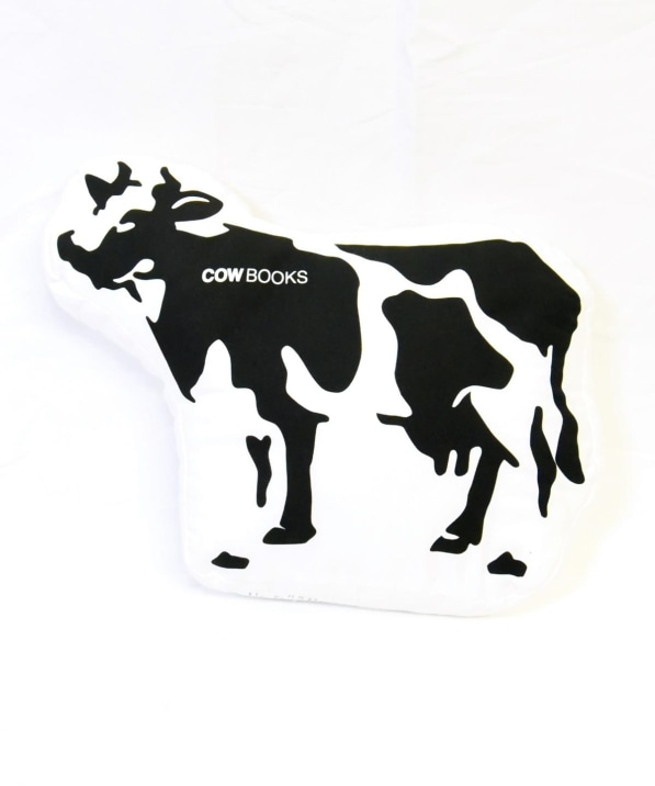 COWBOOKS: PADDED COW クッション
