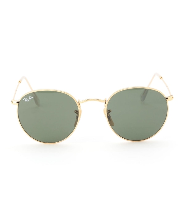 RAYBAN:ROUND METAL FRM