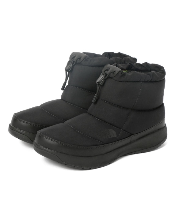 THE NORTH FACE:W Nuptse Bootie Short