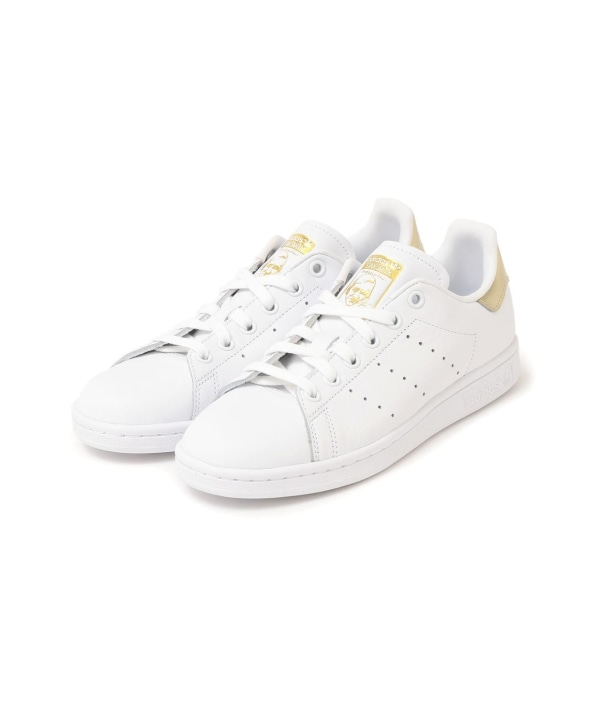 adidas:STANSMITH GOLD