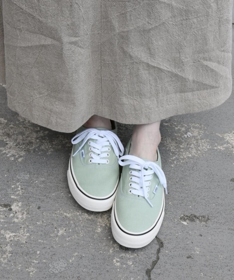 VANS:【SHIPS限定】AUTHENTIC◇
