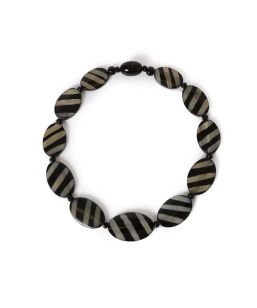 Marion Godart:STRIPE NECKLACE