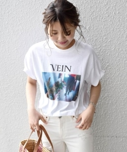 EVER AFTER:VEINフォトTEE