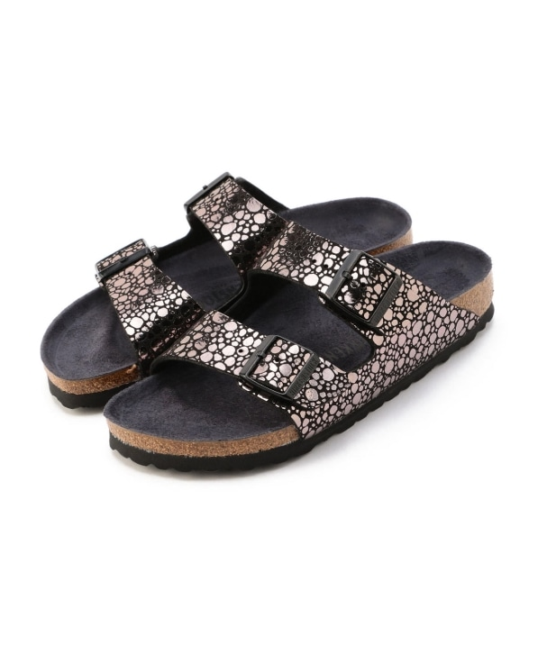 BIRKENSTOCK:ARIZONA METALLIC STONES
