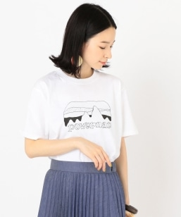 SHIPS Days:プリントTee 2019ss