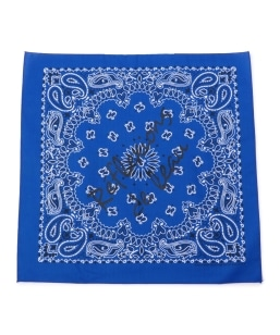 SHIPS Days:FRENCH WORD BANDANA