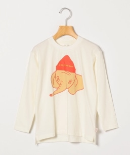 TINY COTTONS:LUCKYPHANT LS TEE(90〜130cm)
