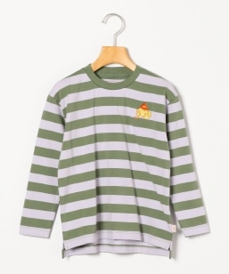 TINY COTTONS:STRIPES LS TEE(100〜130cm)