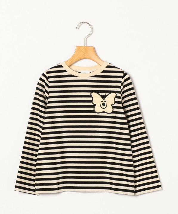 wynken:Long Sleeve Stripe Tee(100〜120cm)
