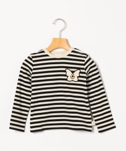 wynken:Long Sleeve Stripe Tee(90cm)