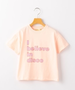 soft gallery:DISCO TEE(100〜130cm)