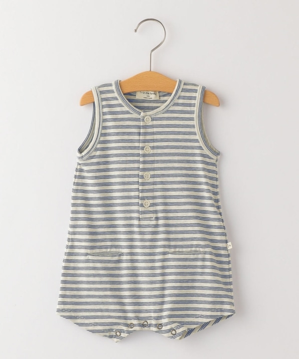 1+in the family:Maxime playsuit(80cm)